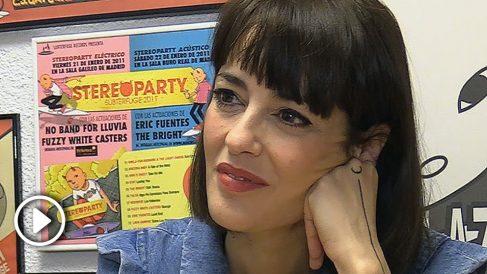 Vega, durante su entrevista con OKDIARIO. (Vídeo: J. Yela y E. Falcón)