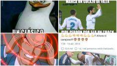 Los mejores memes del Málaga – Real Madrid.