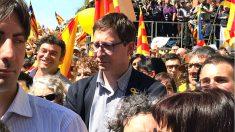 El ex conseller de Justicia Carles Mundó.