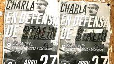 El cartel que anuncia el acto convocado para el próximo 27 de abril en la Universidad de Granada.