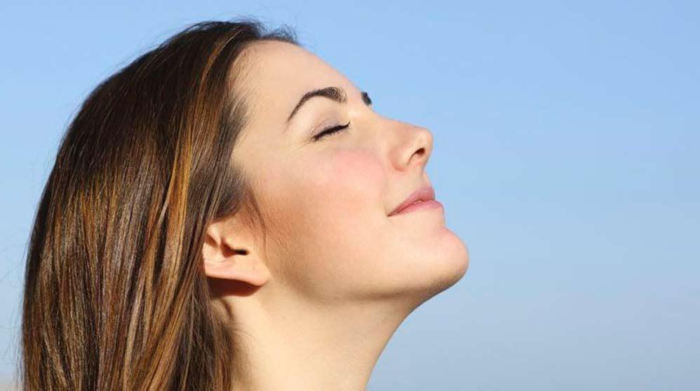 orificio nasal