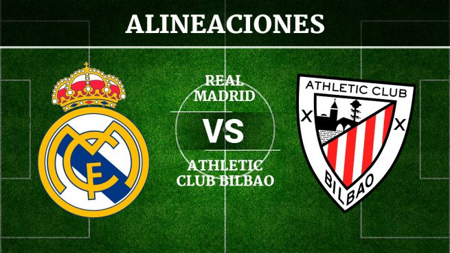Real Madrid Vs Athletic De Bilbao