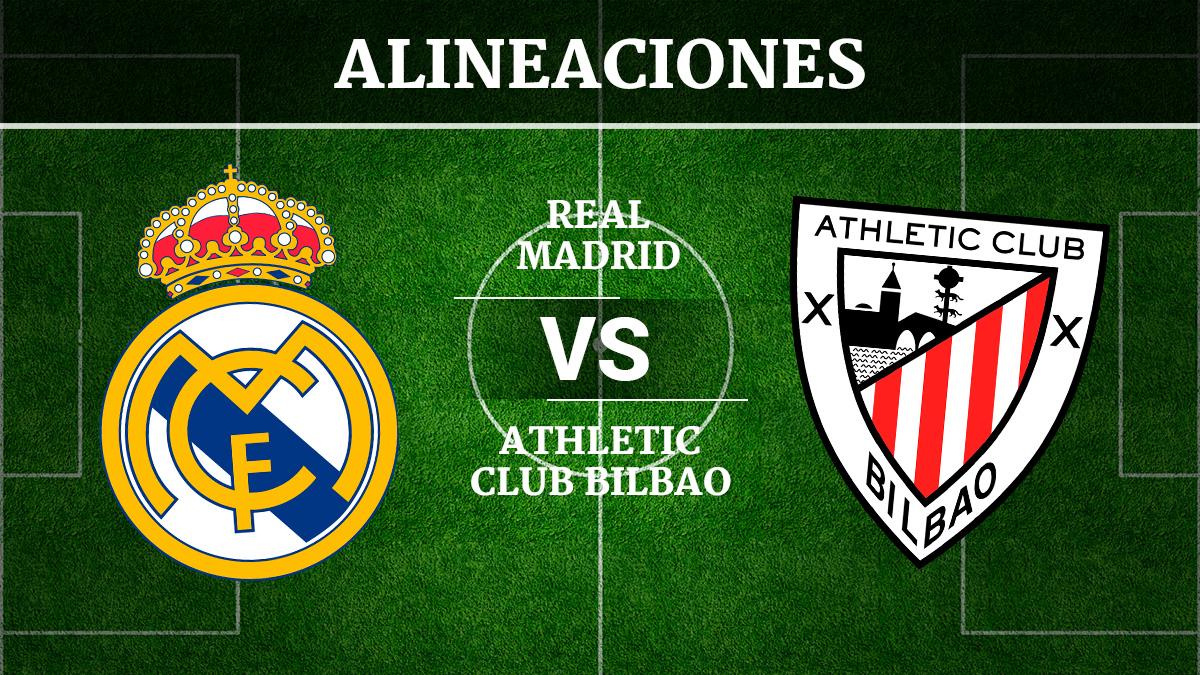 Ath. Bilbao Gegen Real Madrid