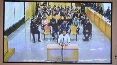 La Audiencia Nacional juzga a los agresores de Alsasua. (Foto: EFE)