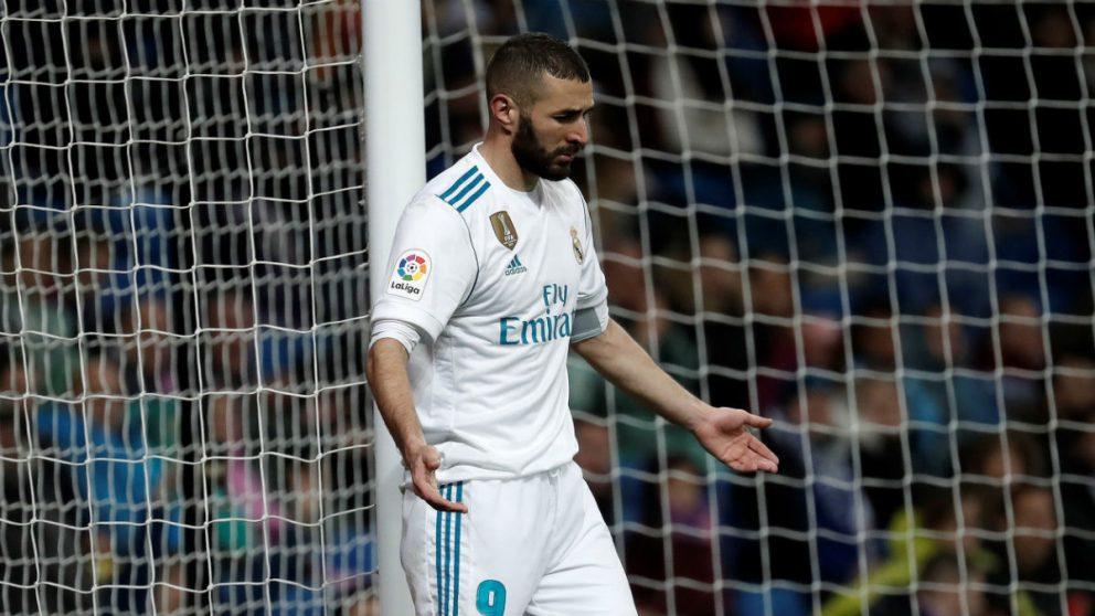 El Real Madrid escuchará ofertas por Benzema en verano (Getty).