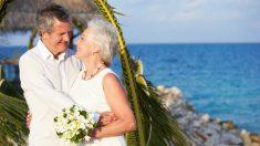 Celebra unas maravillosas bodas de oro con estas ideas.