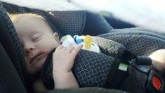 Cómo colocar la silla del bebé en el coche