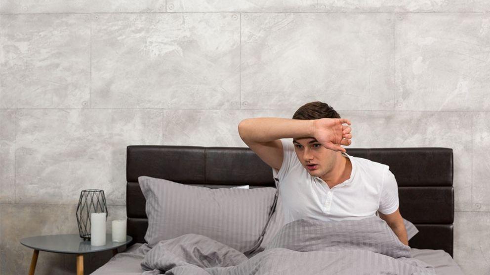 Remedios naturales efectivos para evitar los sudores nocturnos.