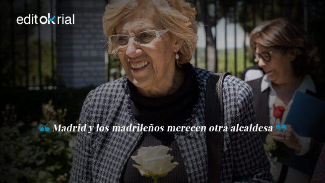 Madrid no puede dar esta imagen