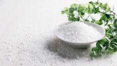 Pasos para hacer flor de sal paso a paso