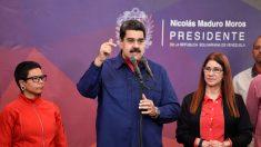 Presidente de Venezuela, Nicolás Maduro (Foto. Getty)