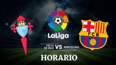 Celta Vigo – Barcelona | Liga Santander | Fútbol hoy