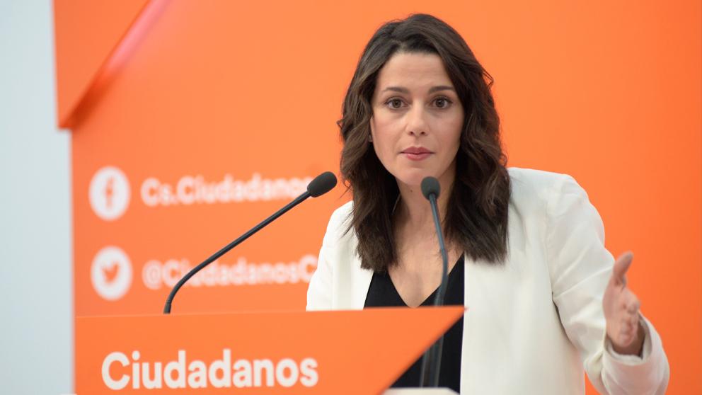 Inés Arrimadas, portavoz de Ciudadanos y líder del partido en Cataluña. (Foto: EFE) | Última hora Cataluña