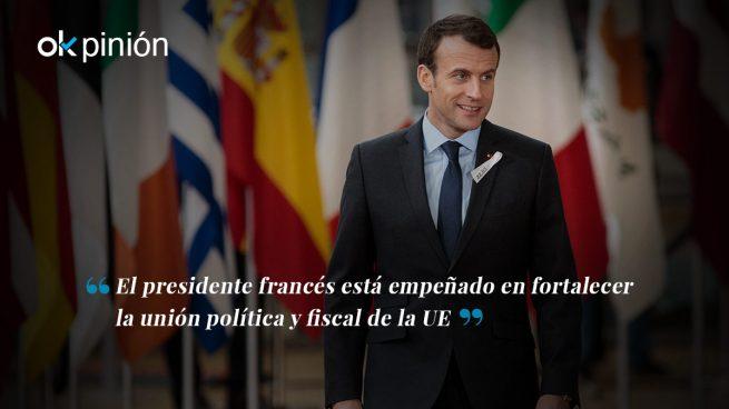 Macron y su propuesta para la UE