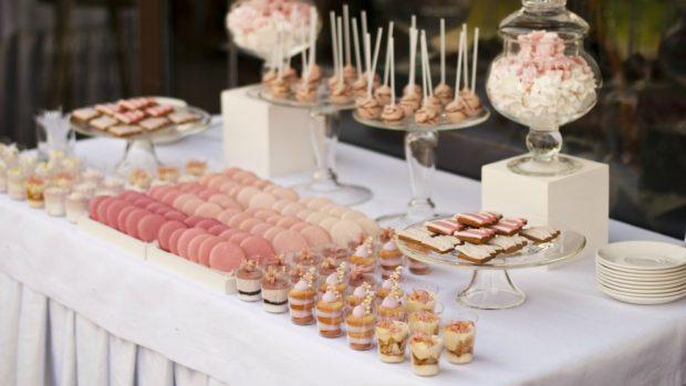 Como Hacer Mesas Dulces Para Bodas Bonitas Y Llamativas - Mesas-dulces