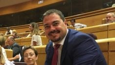Santiago Marí, senador del PP por Ibiza.