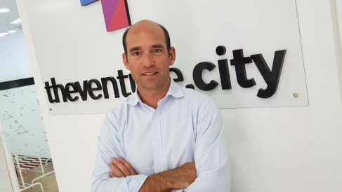 Santiago Canalejo, COO de The Venture City.