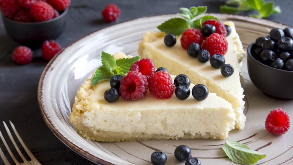 Receta de tarta de queso mascarpone paso a paso