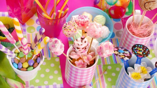 mesas dulces para comunion