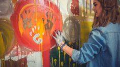 Cómo hacer murales decorativos originales y divertidos paso a paso