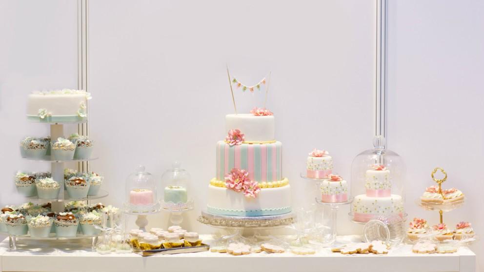 C mo preparar bonitas mesas dulces para comuni n de forma - Preparar mesa dulce para comunion ...