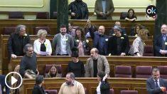 Bpoicot independentista en el Congreso de los Diputados