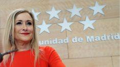 Cristina Cifuentes, ex presidenta de la Comunidad de Madrid. (EFE) | Última hora Cristina Cifuentes