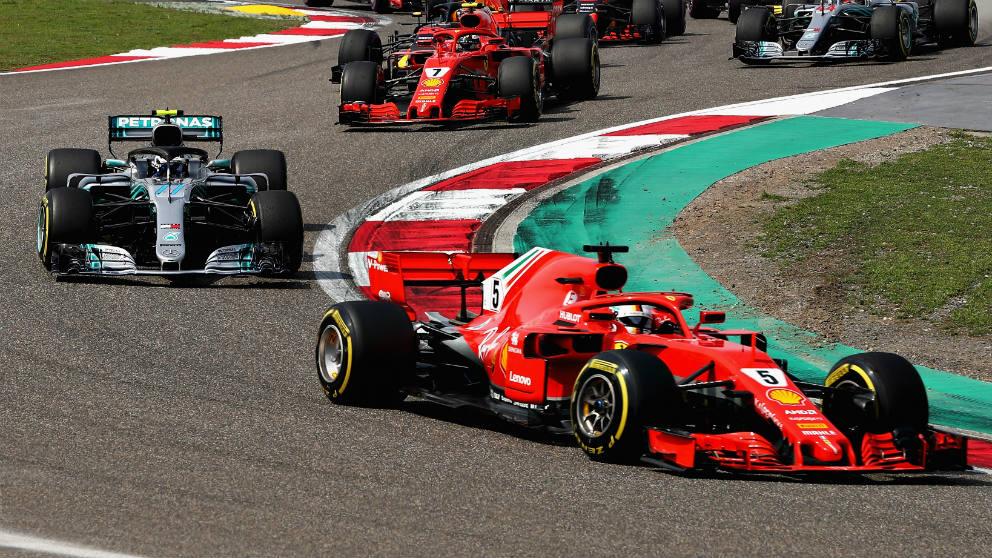 El comienzo de la temporada 2018 de Fórmula 1 ha evidenciado que Ferrari tiene un monoplaza que es al menos tan rápido como el de Mercedes   Ferrari   Fórmula 1 2018. (Getty)