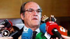 Ángel Gabilondo, líder del PSOE en la Comunidad de Madrid. (Foto: EFE)