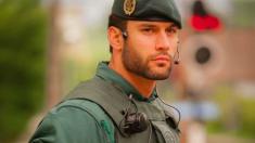 Foto del agente de la Guardia Civil (Twitter)