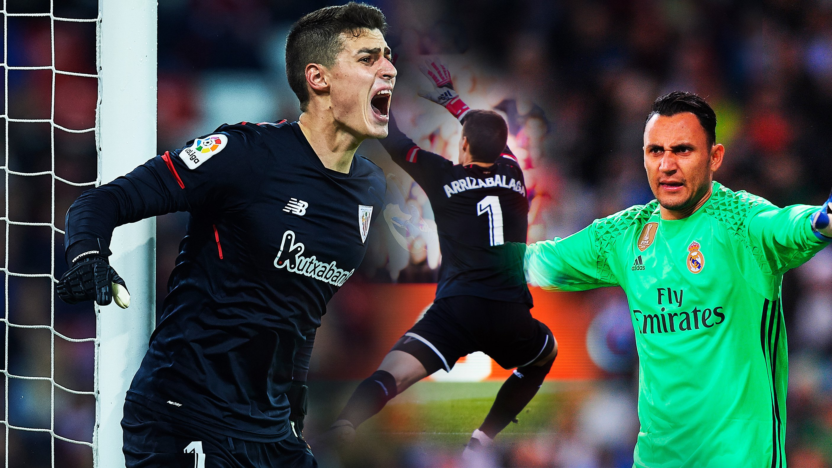 Real madrid athletic de bilbao kepa por la otra puerta for Puerta 44 bernabeu