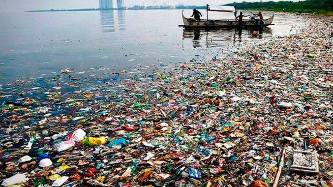 Acuerdo europeo para combatir la contaminación marina por plásticos