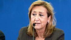 María José Ordóñez, delegada del Gobierno para la Violencia de Género.   Última hora La Manada.