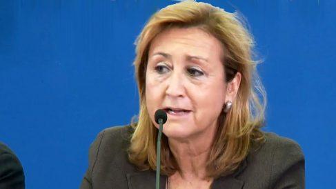 María José Ordóñez, delegada del Gobierno para la Violencia de Género.