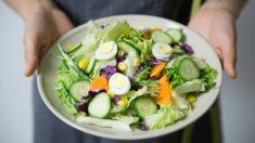Los vegetales verdes son claves para un buen embarazo