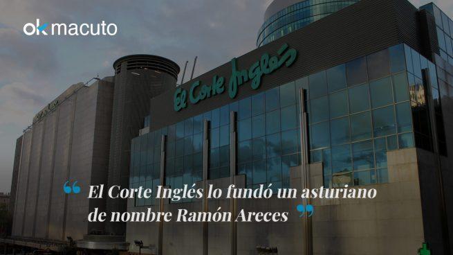 El Corte Inglés sigue ejerciendo de asturiano en Madrid