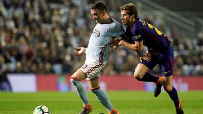 Más de un año después volvieron a expulsar a un jugador del Barcelona