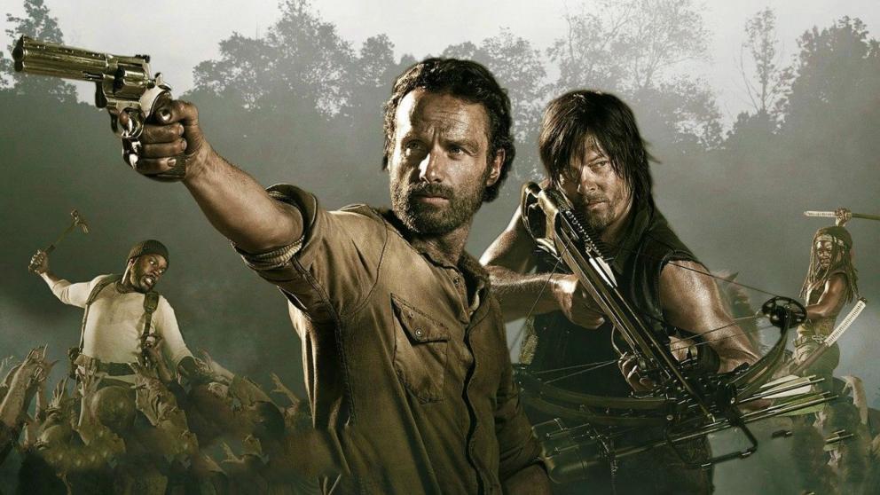Novedades de la novena temporada de 'The Walking Dead'.