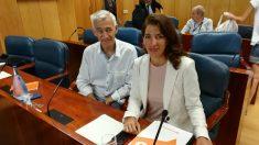 Marta Marbán, diputada de Ciudadanos en la Asamblea de Madrid. Foto: Ciudadanos