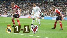 Cristiano Ronaldo no faltó a su cita con el gol. (Juanma Yela)