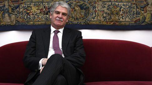 El ministro de Exteriores, Alfonso Dastis (Foto: AFP)