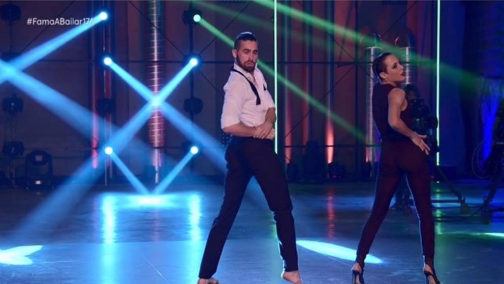 Andoni y Dama, nominados en 'Fama a bailar'