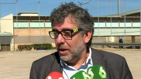 Jordi Pina, abogado del golpista Jordi Sànchez.