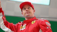 Kimi Raikkonen ha ido poco a poco degradando su estatus hasta ser considerado claramente como el segundo piloto de Ferrari. (Getty)