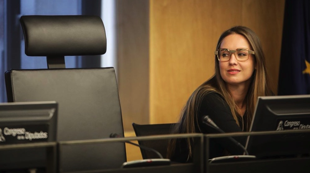 La diputada Melisa Rodríguez. (Foto. Cs)