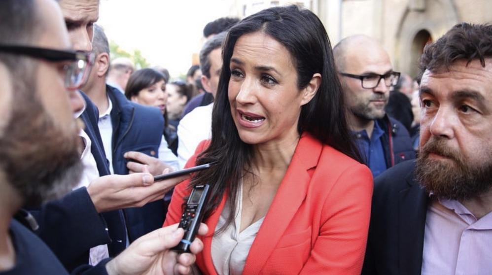 La portavoz de Ciudadanos en el Ayuntamiento de Madrid, Begoña Villacís. (Foto. C's)