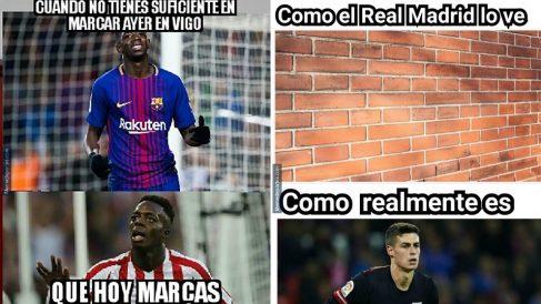 Los mejores memes del Real Madrid – Athletic.