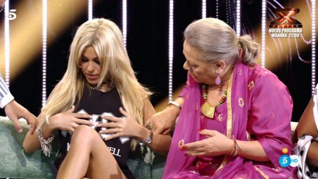 El Topless De Oriana En La Gala De Supervivientes 2018