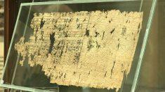 Descubren el primer caso registrado de acoso sexual en un papiro egipcio