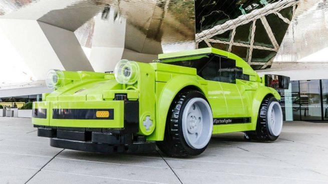 Porsche 911 Turbo Lego